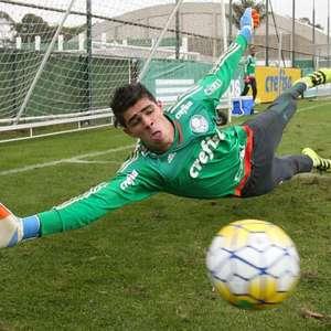 Goleiro Vinicius renova com Verdão até fim de 2024: ...