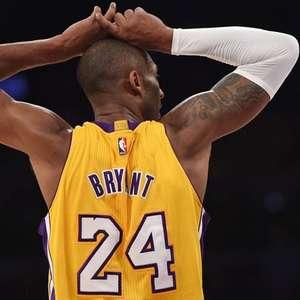 Michael Jordan apresentará Kobe em cerimônia do Hall da Fama