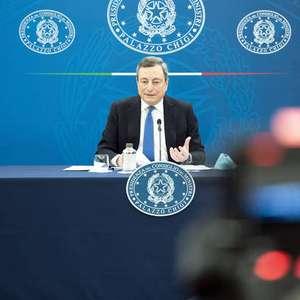 Governo da Itália anuncia relaxamento de regras anti-Covid