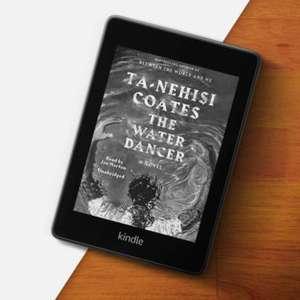 Amazon Kindle mostra capa de livro quando tela está ...