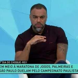 Denílson arrisca em vitória do São Paulo no Choque-Rei ...
