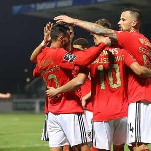 Benfica quer manter boa fase no Campeonato Português ...