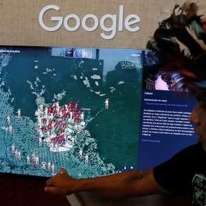 Novo recurso do Google Earth mostra mudanças climáticas ...