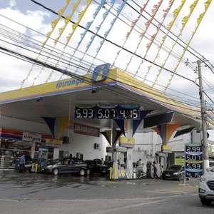 Preços de diesel, gasolina e etanol têm 4ª semana de ...