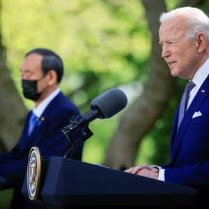 Biden busca unidade com premiê japonês contra ...
