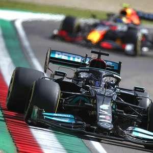 Ímola traz novo cenário à Fórmula 1 com Mercedes à ...