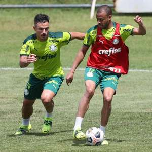 Gabriel Veron e Lucas Lima seguem tratamento de lesões e ...