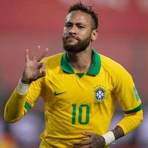 Confira o top 20 do novo ranking de seleções da Fifa