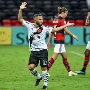 Vasco quebra tabu e vence Flamengo pela 1ª vez desde 2016