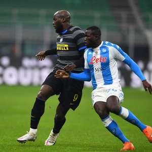 Napoli x Inter de Milão: saiba onde assistir e prováveis ...