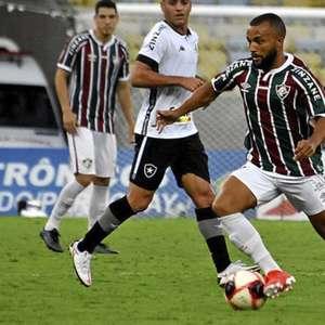 Recuperado da Covid-19, Samuel Xavier, do Fluminense, ...