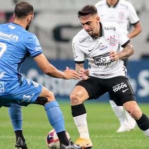 São Bento sai na frente com golaço, mas Corinthians ...