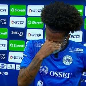 Lateral do São Bento emociona a web após marcar contra o ...