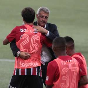 Crespo ressalta desgaste, mas exalta time do São Paulo: ...
