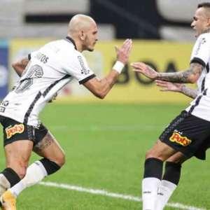Fábio Santos reconhece desempenho ruim do Corinthians ...