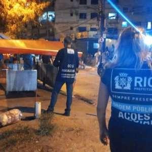Prefeitura do Rio faz mais de 11 mil autuações por ...