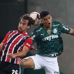 Estreante no Palmeiras, Danilo Barbosa analisa derrota ...