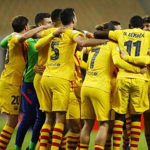 Barcelona vence o Athletic Bilbao e é campeão da Copa do Rei