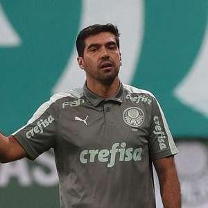 Abel analisa atuação do Palmeiras no Choque-Rei: 'Jogo ...