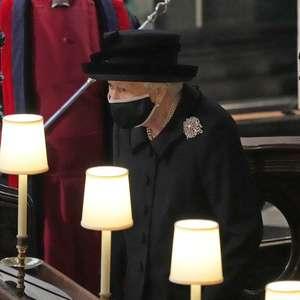 Velório de príncipe Philip reúne família real em Windsor