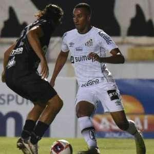 Lucas Braga diz que Santos não foi efetivo e que faltou ...
