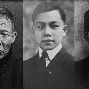 Os chineses sobreviventes do Titanic que chegaram aos ...