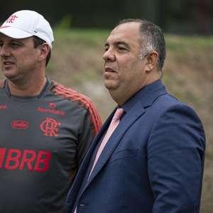 Marcos Braz fala sobre situação de Arrascaeta no ...