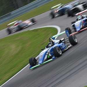 Campbell vence corrida 2 da USF2000 no Alabama e lidera ...