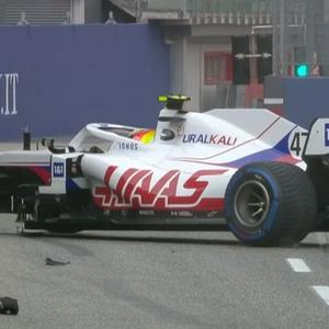 Schumacher bate durante presença do safety-car e perde ...