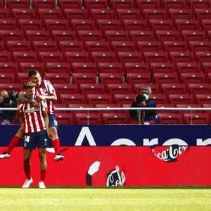 Atlético de Madrid goleia Eibar e pode aumentar vantagem