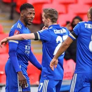 Iheanacho decide mais uma vez, Leicester vence o ...