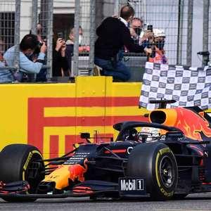 Verstappen supera Hamilton e vence em Ímola: veja como ...