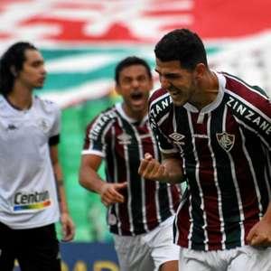 Autor do gol da vitória do Fluminense, Nino é eleito ...