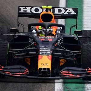 Chefe da Red Bull se frustra com Pérez fora do pódio, ...