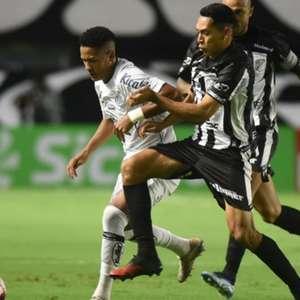 Santos aproveita falhas do goleiro e vencer a Inter de ...