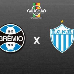 Grêmio joga bem, vence o Novo Hamburgo e reassume a ...