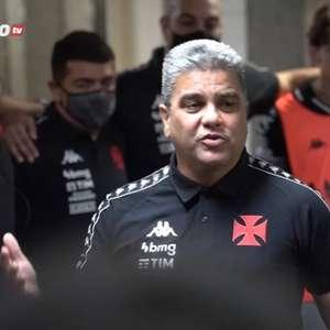 Marcelo Cabo critica pênalti não marcado para o Vasco: ...