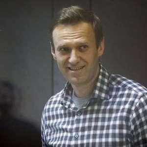Em greve de fome, opositor russo Navalny será ...