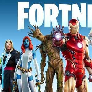 BGS Day: Heróis e vilões da Marvel chegam ao Fortnite