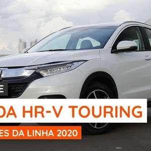 Honda HR-V Touring é o melhor SUV compacto do país
