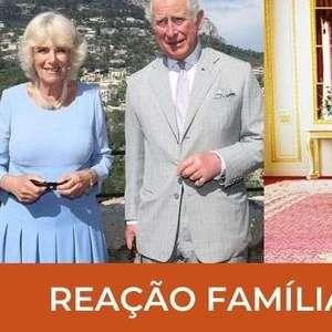 Qual foi a reação da família real após a 4ª temporada de The Crown?