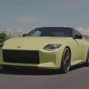Nissan lança o Z Proto, inspirado no passado e de olho no futuro