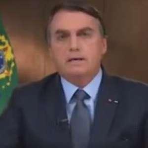 Veja como foi o discurso de Bolsonaro na ONU