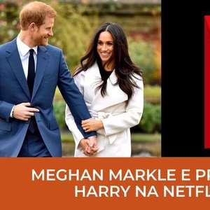 Contrato milionário de Meghan Markle e Harry com a Netflix gera burburinho!