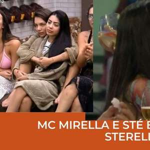 A Fazenda: MC Mirella e Stéfani Bays vão formar um casal?