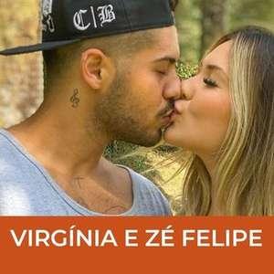 Virgínia e Zé Felipe: Por dentro da relação do casal do momento!