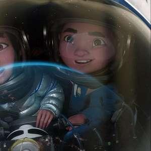 'A Caminho da Lua' mostra a força da criatividade infantil