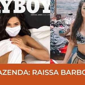 A Fazenda: Raissa Barbosa antes e durante o reality!