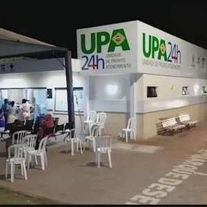 Devido a superlotação UPA Brasília está com ambulatório temporariamente fechado