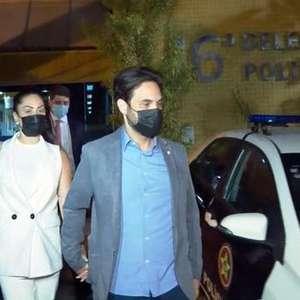 Vereador Dr. Jairinho e mãe de Henry são presos no Rio